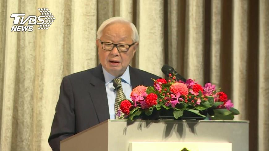 圖/TVBS 張忠謀宣布引退 一生宛如半導體發展史