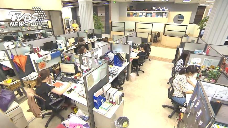 圖/TVBS 無薪假最新統計 15家319人