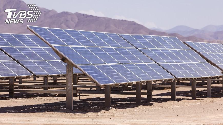 示意圖/TVBS 立法院啟動太陽能發電 每年發電10萬度