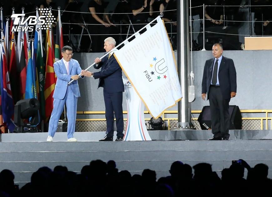 圖/中央社 陸消極參與世大運 缺席棒球亞錦賽
