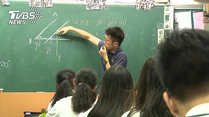 有網友提案要把中小學上課時間改成「朝9晚3」,引發各界批評聲浪不斷。(示意圖/TVBS) 中小學生「朝9晚3」?網嘆:搞死雙薪父母