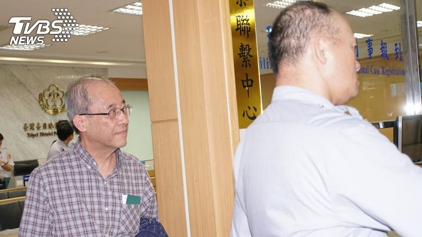 圖/中央社 永豐金案 前元太科技董座劉思誠遭起訴