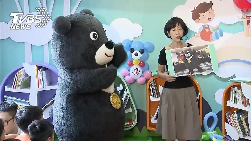 圖/TVBS T怪客踢新聞/陳佩琪說故事給賴清德聽