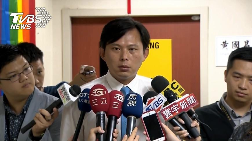 圖/TVBS 黃國昌罷免案 中選會31日確認是否成案