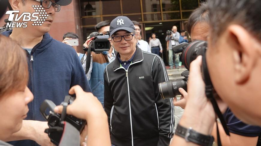 圖/中央社 中影案 蔡正元:被收押就當對司法尊重